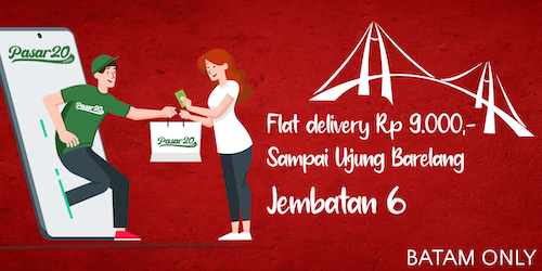 Delivery flat